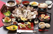 [牡蠣釜飯]魚美味倶楽部美晴
