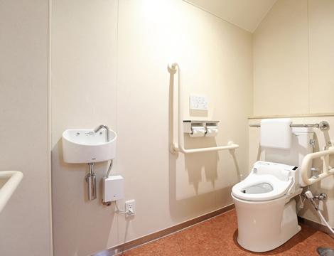 福祉トイレ