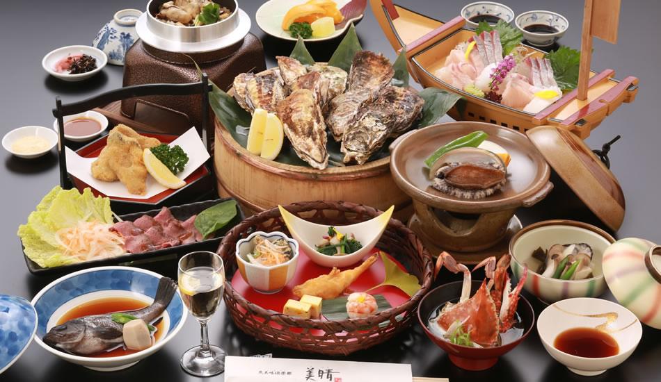 岡山県備前市日生町(ひなせ)魚美味倶楽部 美晴|美晴旅館